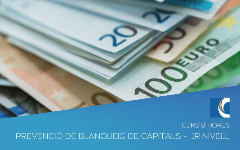 PREVENCIÓ DE BLANQUEIG DE CAPITALS 1r NIVELL </br> (1a EDICIÓ COMPLETA)